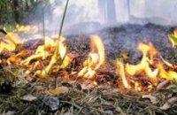Более 300 человек тушили пожар на полигоне в Днепропетровской области