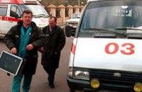 В Запорожской области семейная встреча закончилась госпитализацией 15 человек