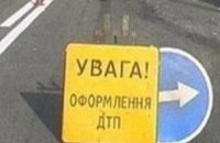 В ДТП в Днепропетровской области травмировались 5 человек