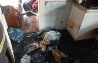 На Днепропетровщине в сгоревшем жилом доме обнаружили тело мужчины