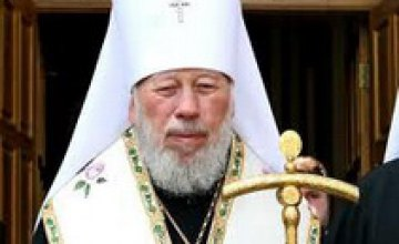 Митрополит Владимир фактически отстранен от управления УПЦ
