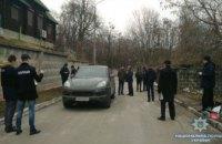 В центре Киева неизвестные избили иностранца (ФОТО)