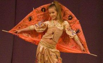 В Днепропетровске прошел фестиваль «Мир талантов 2009»
