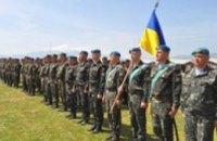 Сегодня отмечается День украинских миротворцев