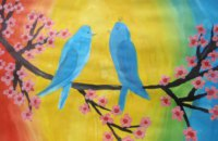 Проект ОПЗЖ «Життя очима дитини» набирает обороты: за 2 дня участники прислали почти 200 рисунков