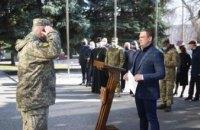На Дніпропетровщині до Дня заснування Оперативного командування «Схід» відзначили понад 60 кращих військових