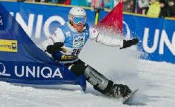 Украинка впервые в истории завоевала медаль чемпионата мира в сноуборде