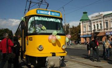 В Днепропетровске завершается реконструкция ул. Шмидта