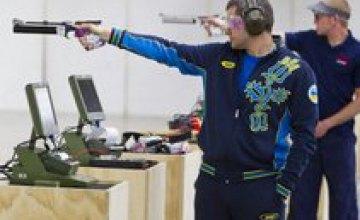 Спортсмен из Днепропетровска выиграл «золото» чемпионата Европы по пулевой стрельбе