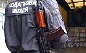 Налоговики прекратили деятельность подпольного асфальтного завода в Днепропетровской области