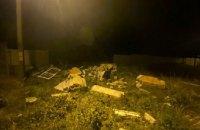 В Новокодацком районе рухнул 2-этажный частный дом: есть пострадавшие