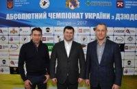 В Днепре абсолютным Чемпионатом Украины по дзюдо завершился сезон в национальном дзюдо