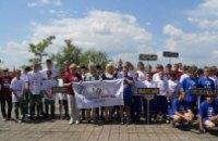 Украинские спортсмены привезли 25 медалей со Специальных Олимпийских Европейских летних Игр