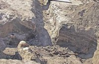 В Днепропетровске перезахоронят останки более чем 400 человек