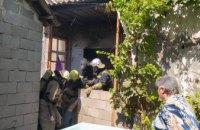 Пожар в Каменском: пострадал 58-летний мужчина