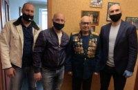 Александр Багацкий встретился с ветеранами Второй мировой войны