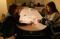 В Молодежном центре Днепра состоялся праздничный киновечер «Ночь перед Рождеством»