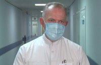В ДОКБ им. Мечникова доставили тяжелого больного с COVID-19: мужчина находится на аппарате ИВЛ