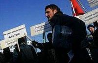 Предприниматели обещают 200-тысячную забастовку