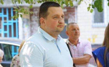 Дмитрий Щербатов поздравил украинцев с Днем защитника Украины