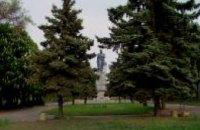 Памятник Тарасу Шевченко на Монастырском острове будет реконструирован
