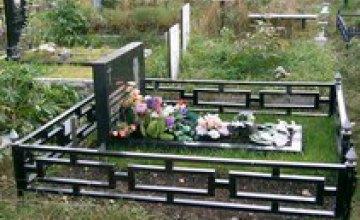 В Донецкой области учитель физкультуры от безденежья обворовывал могилы