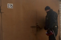 В Днепре полицейские освободили из гаража двух заложников