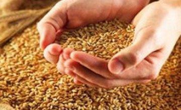 Аграрии Днепропетровской области собрали 2,2 млн. т зерна