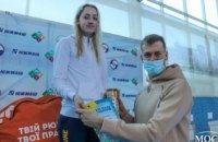 «Количество участников меня шокировало»: чемпион мира по плаванию Михаил Романчук о Зимнем чемпионате Днепра по плаванию