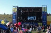 На Днепропетровщине состоялся масштабный этно-рок фестиваль «Kozak FEST-2018»