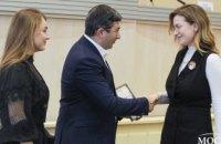 «Территория будущего»: в Днепре наградили лучших юных архитекторов области (ФОТОРЕПОРТАЖ)