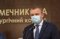 Мечникова, не побоюсь этого слова, – больница номер один в Украине, врачи учреждения внесли большой вклад в борьбе с пандемией, - Николай Лукашук