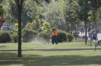 Как в Днепре борются с карантинными растениями