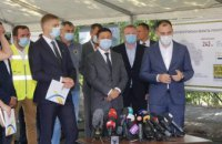 Капітальний ремонт траси Дніпро-Кривий Ріг та гімназії № 33: мета візиту Президента