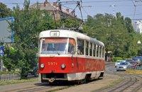 13 и 14 января в Днепре изменится движение трамваев
