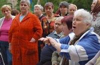 Жители ж/м Тополь требуют решения коммунальных проблем