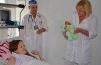 За год в Днепропетровском перинатальном центре родилось 3,8 тыс детей