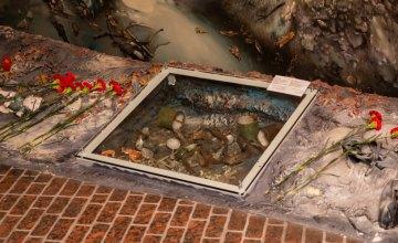 В Днепре почтили память жертв расстрелов в Бабьем Яру (ФОТОРЕПОРТАЖ)