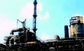 В Днепродзержинске уменьшилось производство промышленной продукции на 1,1% в феврале 2008 года
