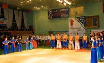 В Днепропетровске пройдет Международный фестиваль боевых искусств