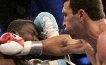 WBC признал Виталия Кличко лучшим панчером в истории бокса