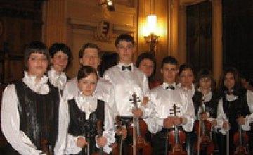 Юные днепропетровские скрипачи покорили Италию