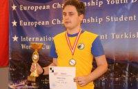 Шашкісти з Дніпра повернулися з європейського чемпіонату з найвищими нагородами