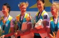 На пути к Олимпиаде: днепропетровская спортсменка помогла завоевать командную бронзу на Чемпионате Европы