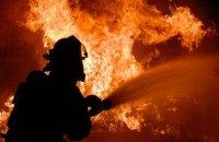 В Днепропетровской области при пожаре в собственной квартире погиб 70-летний мужчина