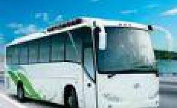 В Днепропетровской области перевозить детей будут автобусы, срок эксплуатации которых не более 10 лет