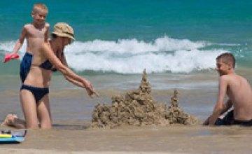 В 2011 году в Днепропетровской области откроется больше пляжей, чем в прошлом, - СЭС
