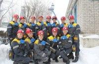 В Першотравенске женам шахтеров устроили подземную экскурсию