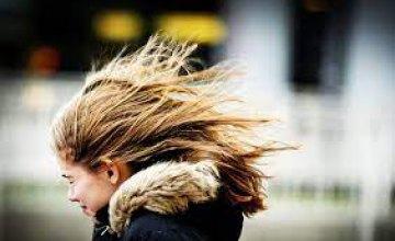7 апреля в Днепропетровской области прогнозируют сильные порывы ветра