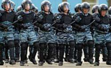 Милицию не пустят на стадионы во время Евро-2012